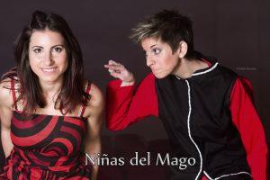 foto Niñas del Mago 2