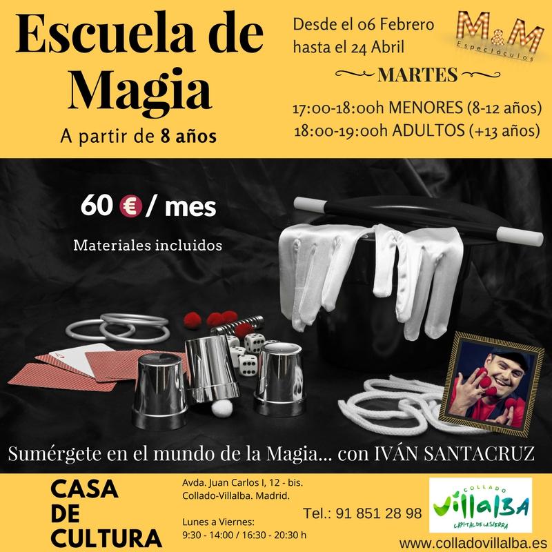 Escuela de Magia 2018