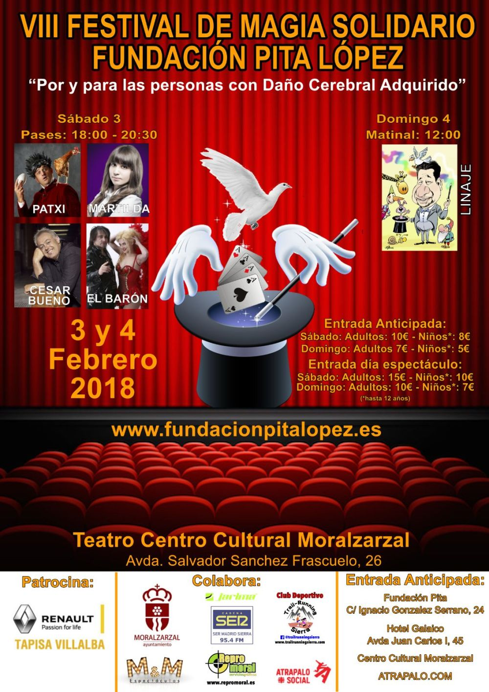 VIII Gala 2018
